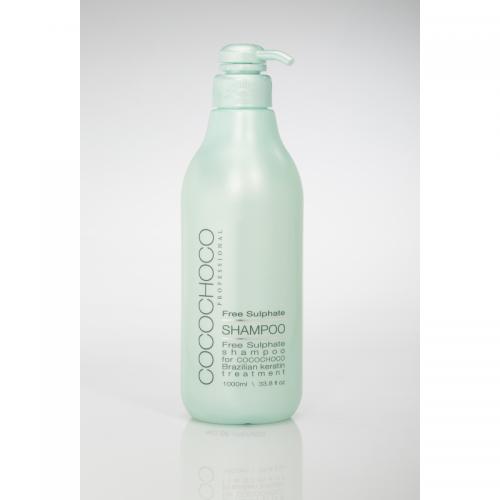 Cocochoco professional sulphate free shampoo 34oz / 1000ml