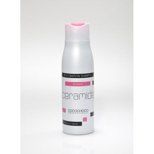 COCOCHOCO Ceramide Intensive Restoration Shampoo 500ml